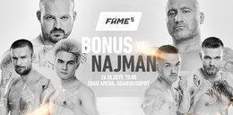 Fame MMA 5. Program walk. Gdzie obejrzeć transmisję?