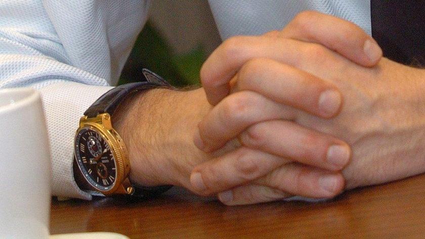 To w tym zegarku zakochał się Nowak!