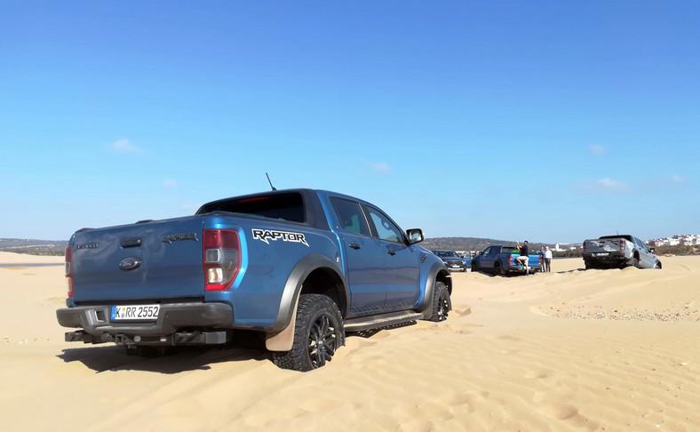 Model Ranger jest europejskim liderem sprzedaży w klasie pickup. W pierwszym kwartale 2019 roku Ford sprzedał 13 600 Rangerów w Europie. Stanowi to wzrost o ponad 15 procent w porównaniu z analogicznym okresem ubiegłego roku