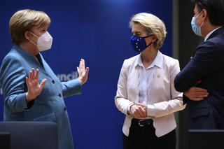 Media: Merkel przeforsowała NS2 wbrew oporom UE i USA i nic w zamian od Putina nie dostała