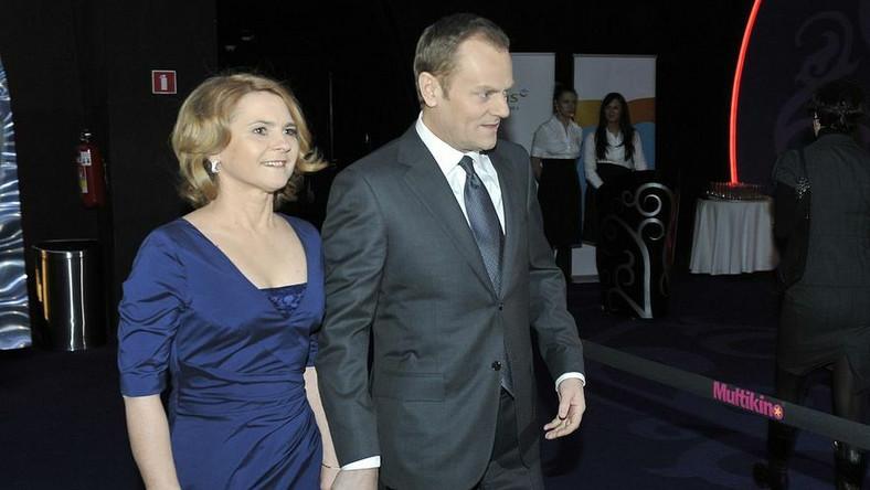 Małgorzata Tusk będzie częściej pojawiać się o boku premiera