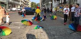 Grupa mężczyzn zakłóciła piknik LGBT w Szczecinie