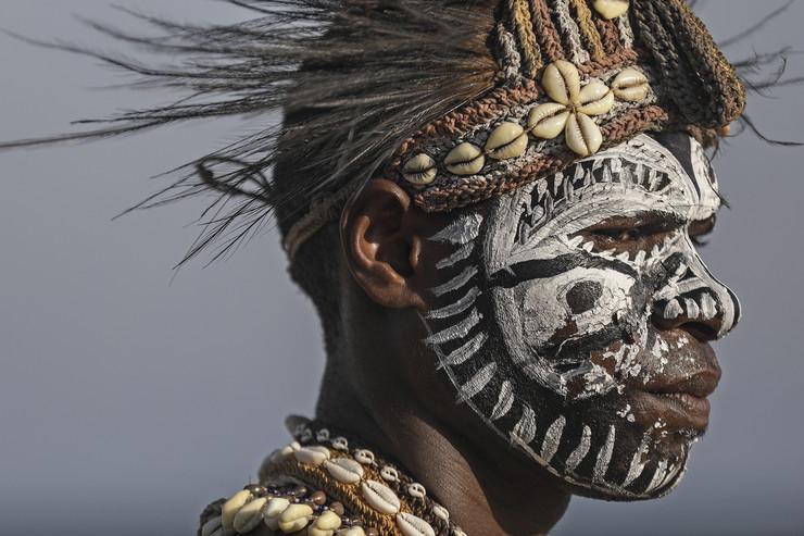 Papua Nova Gvineja, EPA -FAZRY ISMAIL