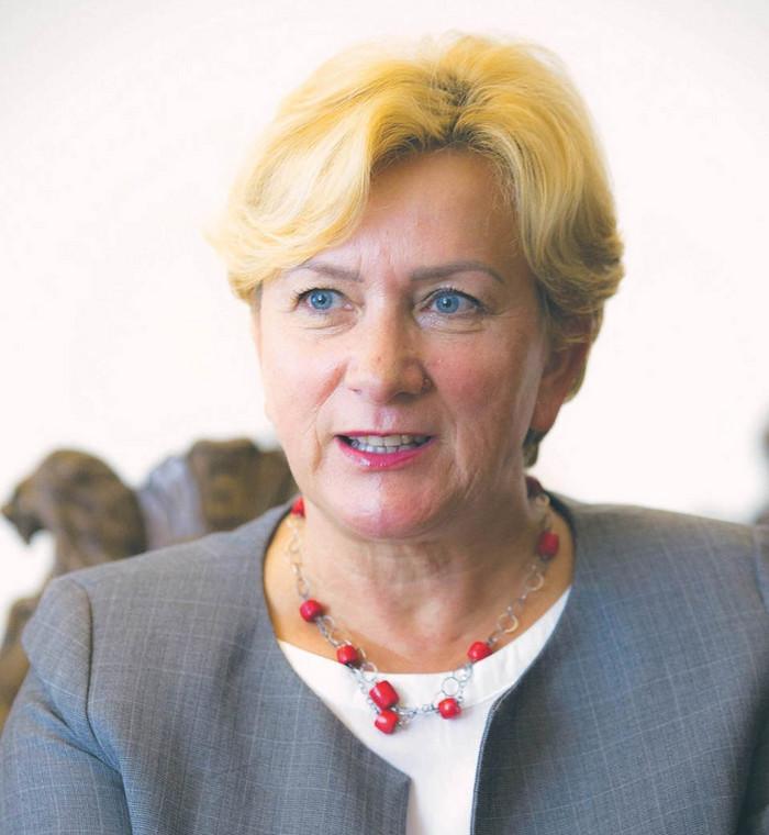 Józefa Szczurek-Żelazko, wiceminister zdrowia  fot. Wojtek Górski