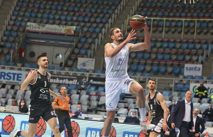 KK Zadar, KK Partizan