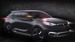 SsangYong ujawnia nowy koncept