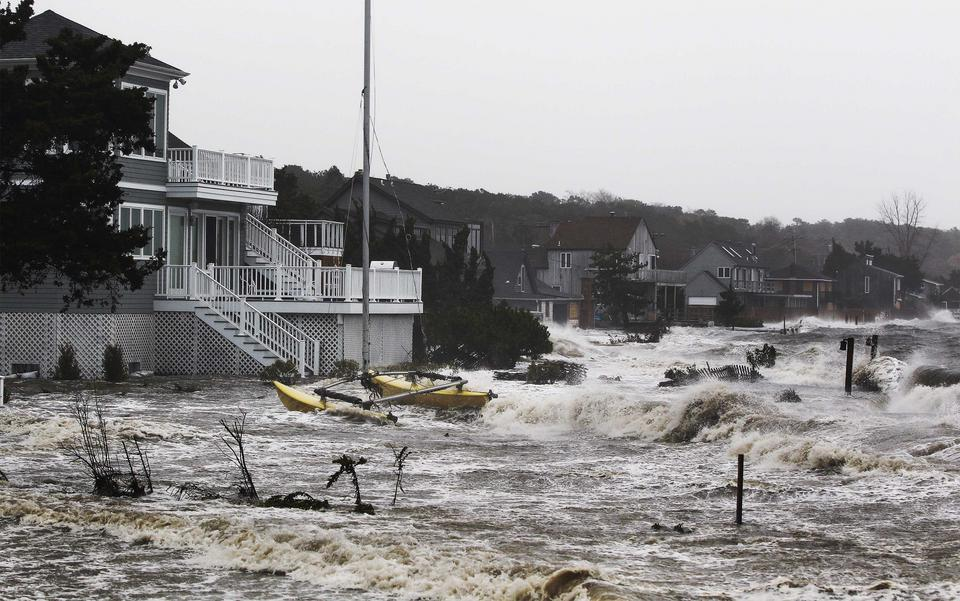 UNITED STATES - ENVIRONMENT DISASTER TPX IMAGES OF THE DAY