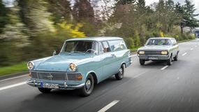 Kombi i kabriolety Opla gwiazdami na trasie rajdu klasycznych samochodów Hesja-Turyngia