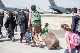 Talibowie zablokowali Afgańczykom dojazd do lotniska w Kabulu