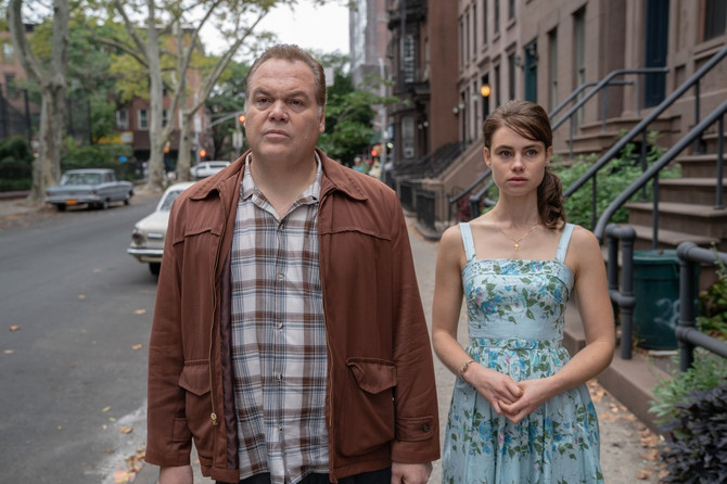 Lejlin otac u filmu