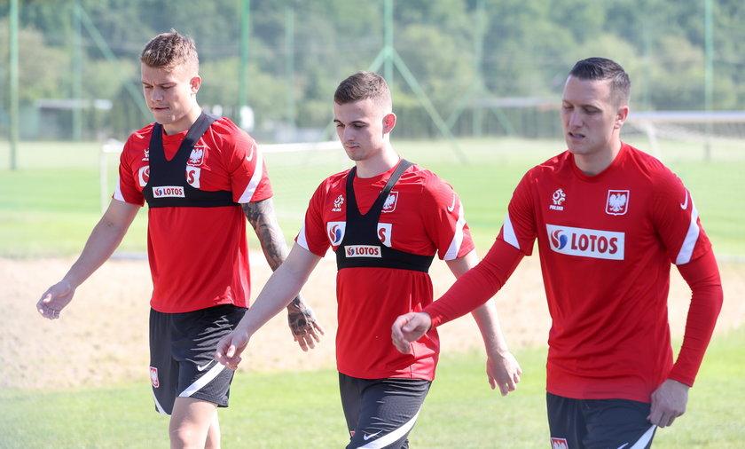 17-letni Kacper Kozłowski. Takiego małolata jeszcze nie było w polskiej drużynie w wielkim turnieju