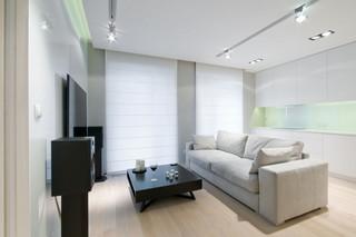 Luksusowy apartament: Z ekskluzywnych wnętrz też warto czerpać inspiracje