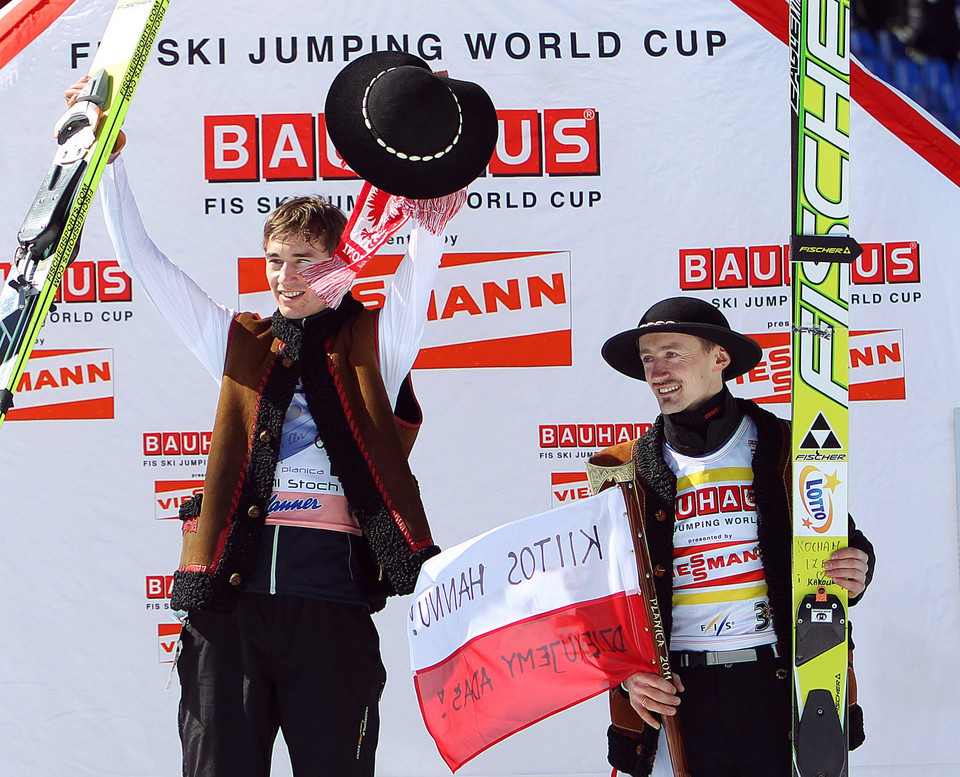 SLOVENIA SKI JUMPING WORLD CUP
