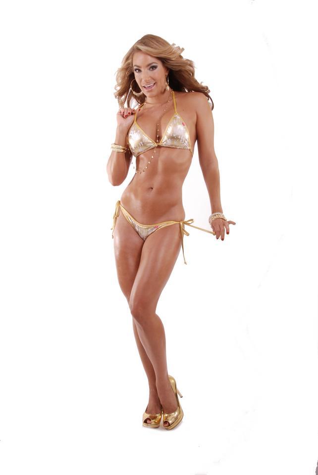 kobiety modele fitness nago
