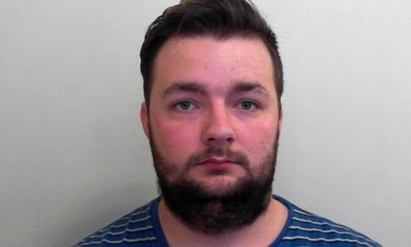 Danie Davey gwałcił 5-latka. Pedofil zginął w więzieniu po tygodniu