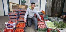 Pomidory i ogórki dwa razy droższe