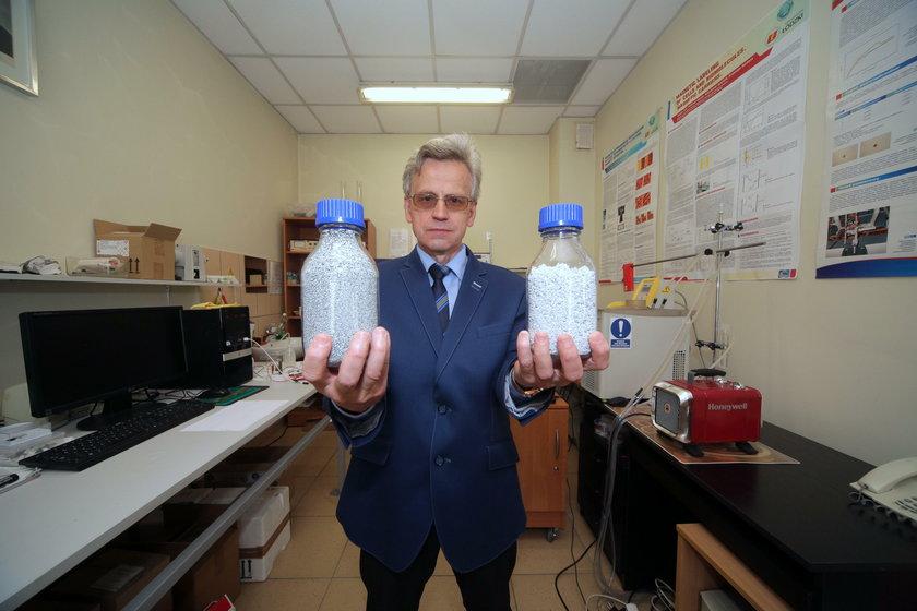 Profesor Marek Zieliński