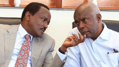 Kivutha speaks after accusations of not paying monthly subscription to Wiper