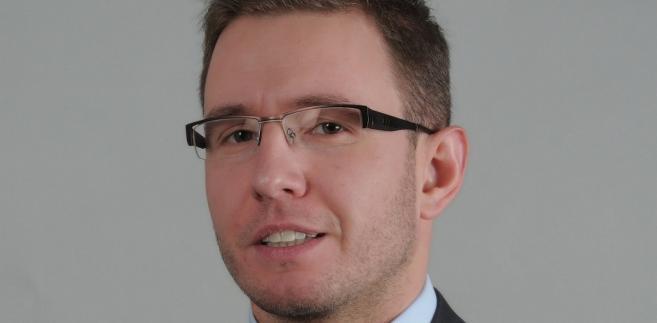 Kamil Kiejna -  prezes Polskiego Stowarzyszenia Producentów Styropianu.
