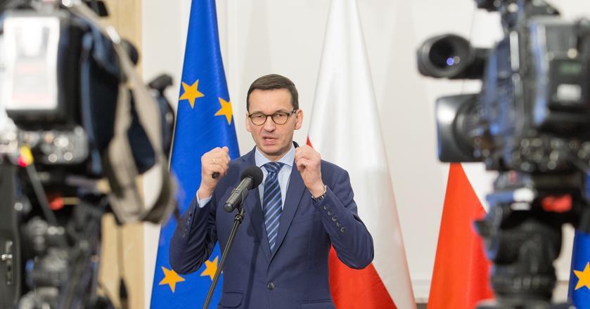 Wicepremier Morawiecki obiecuje przedsiębiorcom prawdziwą rewolucję