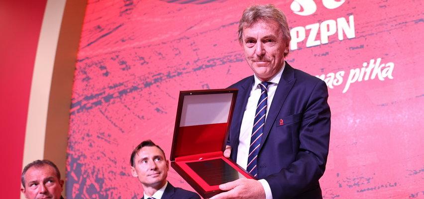 Zbigniew Boniek honorowym prezesem PZPN
