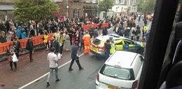 Alarm bombowy w Londynie. Ewakuowano stacje metra