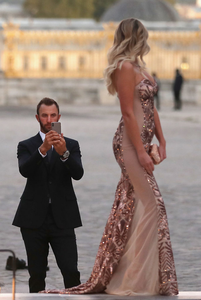 Paulina Gretzky i Dustin Johnson