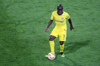 Chelsea bez N'Golo Kante w meczu Ligi Mistrzów z Juventusem