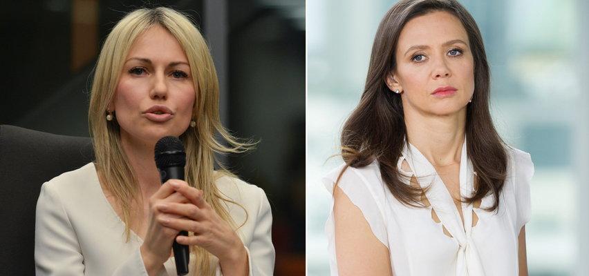"""Magdalena Ogórek zagroziła Kindze Rusin pozwem sądowym. """"Ma czas do jutra, by przeprosić"""""""