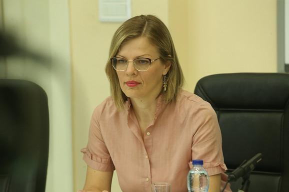 Jela Aćimović epidemiolog