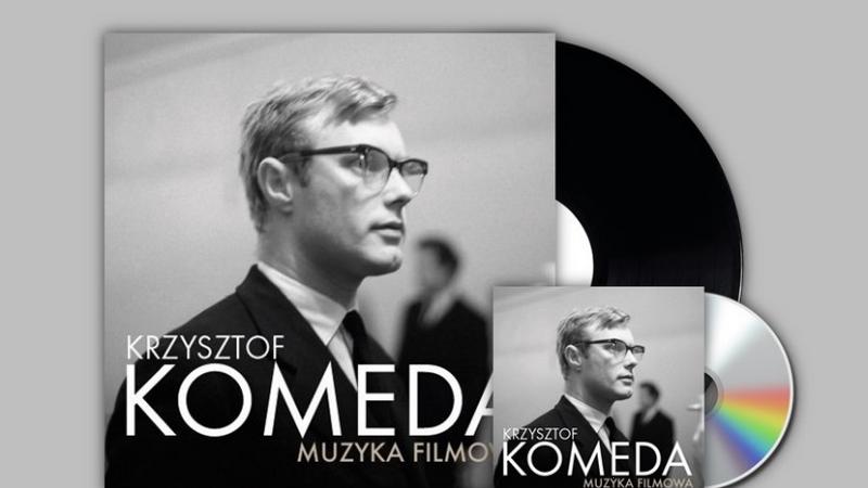 """Krzysztof Komeda - """"Muzyka filmowa"""""""