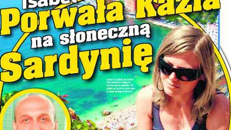 Marcinkiewicz chce być Obamą dla Isabel