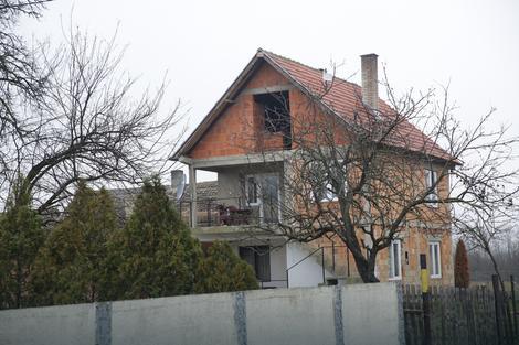 Kuća u kojoj je mališan živeo