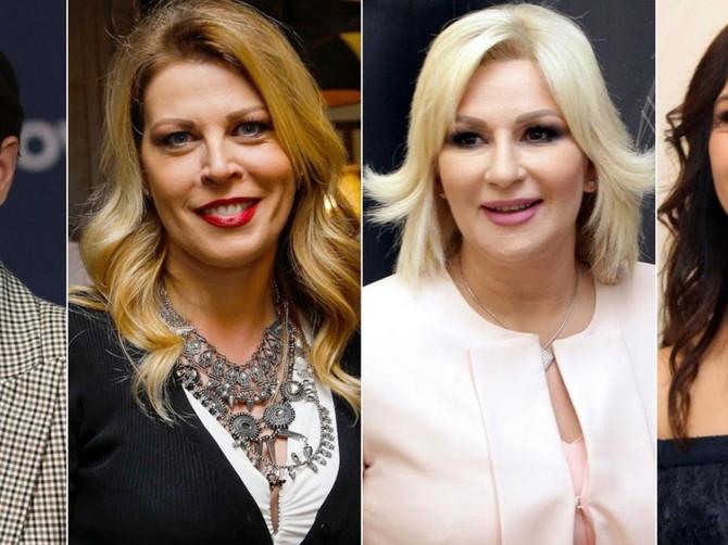 One su MOĆNE ŽENE Srbije: A ovo su njihovi partneri koji ih u stopu prate