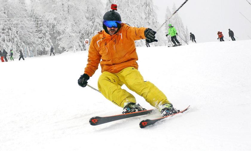 Wbrew temu, co się dzieje w pogodzie w wielu miejscach są dobre warunki narciarskie