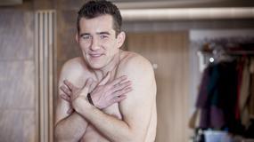 Tyłeczek Sadowskiego promuje nowy serial