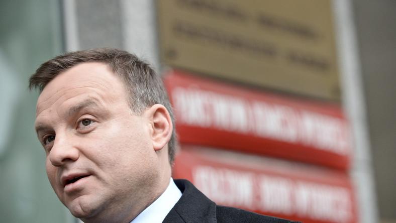 PiS apeluje do prezydenta Komorowskiego odwołanie sędziów PKW