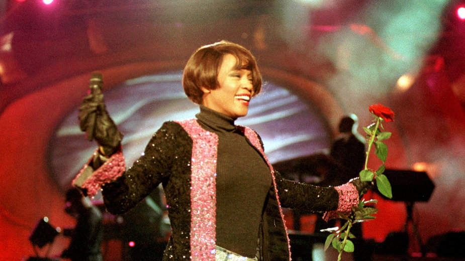 Whitney Houston w Sopocie