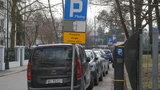 Rozszerzona strefa płatnego parkowania.W abonamencie mniej miejsc