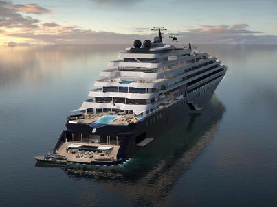 Statek wycieczkowy Ritz-Carlton
