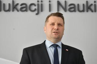 Czarnek: W Polsce istnieje strefa wolności, nie tylko dla LGBT