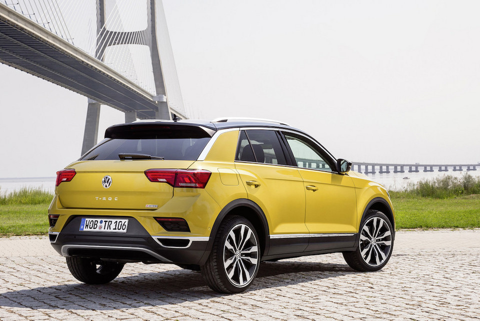 VW T-Cross i VW T-Roc