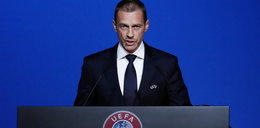 Nowy pomysł UEFA. Mistrzostwa Europy tylko w ośmiu krajach