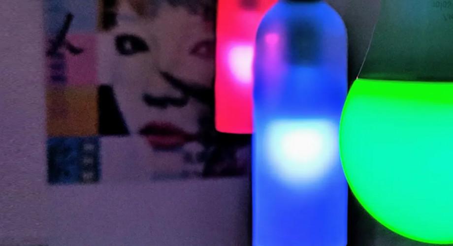 Smarte Aldi-Lampen im Schnäppchen-Check