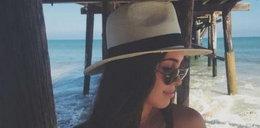 Piękna córka Izabelli Scorupco na wakacjach