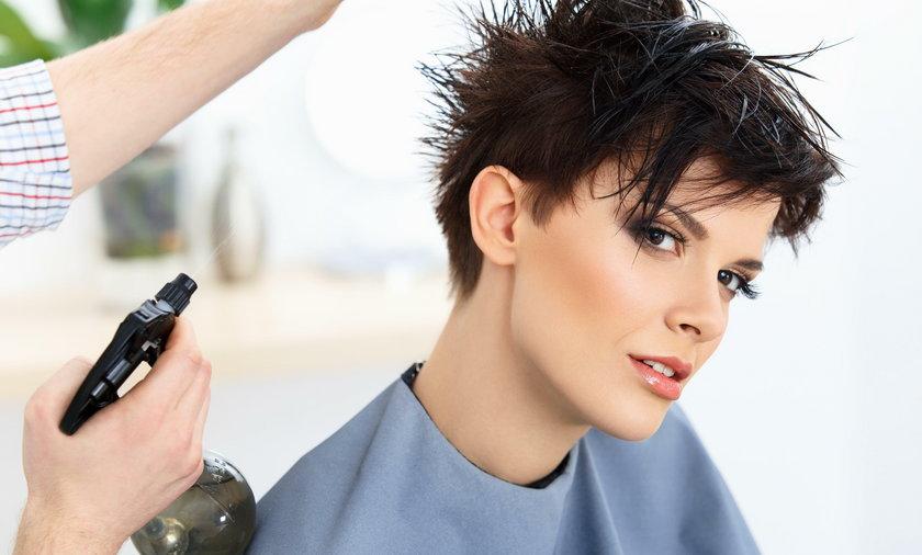 Czy pasuje do ciebie krótka fryzura?