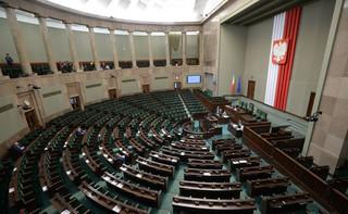 Pierwsze posiedzenie Sejmu w 2018 roku: Kolejne zmiany w prawie i nieoczekiwany ruch opozycji