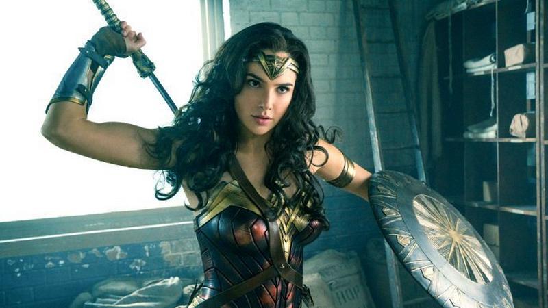 """Wonder Woman"" - kadr z filmu"