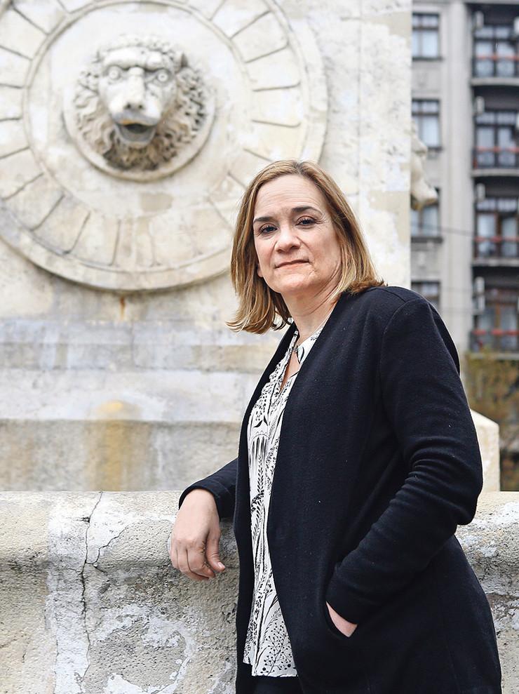 """Spisateljica je gost Beograda povodom novog romana """"Jedna nit"""""""