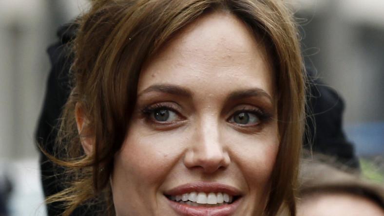 """Angelina Jolie zawalczy o rolę w """"Fifty Shades Of Grey""""?"""